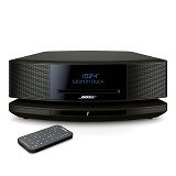 BOSE Speaker Wireless Wave SoundTouch Music System IV [AWPRA0004] - Black - Speaker Bluetooth & Wireless
