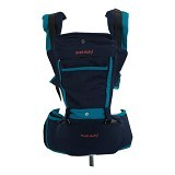 BOTH BABY Hipseat Carrier [BB3] - Navy - Carrier and Sling