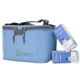 BOTOL KACA ASI Cooler Bag [BKA-CB-BL] - Blue - Breast Care