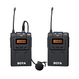 BOYA Wireless Microphone BY-WM6 - Camera and Video Microphone