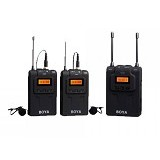 BOYA Wireless Microphone [BY-WM8] (Merchant) - Microphone System