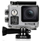BRICA B-PRO5 Alpha Edition Mark II 4K - Silver (Merchant) - Camcorder / Handycam Flash Memory