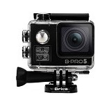 BRICA B-PRO5 Alpha Edition Mark II 4K - Black (Merchant) - Camcorder / Handycam Flash Memory