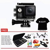 BRICA B-PRO5 Alpha Edition Mark II 4K Special Combo Package - Black (Merchant) - Camcorder / Handycam Flash Memory
