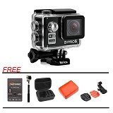 BRICA B-PRO5 Alpha Edition Paket Advanced - Black (Merchant) - Camcorder / Handycam Flash Memory