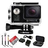 BRICA B-PRO5 Alpha Edition Paket B - Black - Camcorder / Handycam Flash Memory