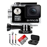 BRICA B-PRO5 Alpha Plus Edition Paket A - Black - Camcorder / Handycam Flash Memory
