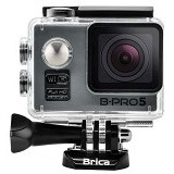 BRICA B-Pro5 Alpha Edition - Charcoal - Camcorder / Handycam Flash Memory