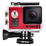 BRICA B-Pro5 Alpha Edition - Red - Camcorder / Handycam Flash Memory