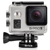 BRICA B-Pro5 Alpha Edition - Silver - Camcorder / Handycam Flash Memory