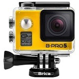BRICA B-Pro5 Alpha Edition - Yellow - Camcorder / Handycam Flash Memory