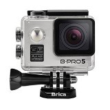 BRICA Be A Pro Alpha - Silver - Camcorder / Handycam Flash Memory