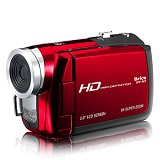 BRICA DV-H5 - Red - Camcorder / Handycam Flash Memory