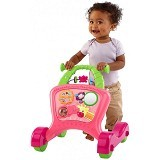 BRIGHT STARS Activity Walker [52001] - Pink