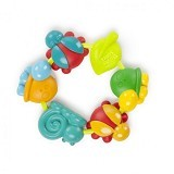BRIGHT STARS Buggie Bites Teether [52028] - Dot Bayi / Pacifier & Teethers