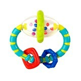 BRIGHT STARS Grab and Spin [8533] - Dot Bayi / Pacifier & Teethers