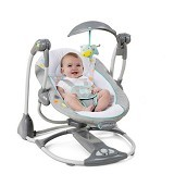BRIGHT STARS Ingenuity ConvertMe Swing 2 Seat Avondale [60394] - Baby Highchair and Booster Seat
