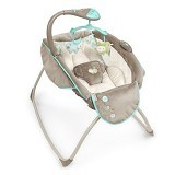 BRIGHT STARS Ingenuity Lounger Emerson [60619] - Baby Highchair and Booster Seat