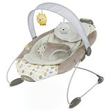 BRIGHT STARS Ingenuity SmartBounce Automatic Bouncer Winslow [60405] - Baby Highchair and Booster Seat