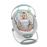 BRIGHT STARS Ingenuity The Gentle Automatic Bouncer Avondale [60393] - Baby Highchair and Booster Seat