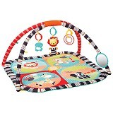 BRIGHT STARS Roaming Safari Playgym [52039] - Gym and Playmate for Baby / Kids