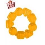 BRIGHT STARS Soothing Circle Teether [8258-o] - Orange - Dot Bayi / Pacifier & Teethers