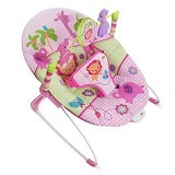 BRIGHT STARS Sweet Safari Music [60116] - Baby Highchair and Booster Seat
