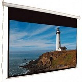 "BRITE Deluxe Motorized 96"" [DMR-2424] (Merchant) - Proyektor Screen Motorize"