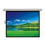 "BRITE Motorized 120 ""[MR-305406] - Proyektor Screen Motorize"