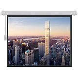 BRITE Screen Signature Motorized Large [SMR-300225Q] - Proyektor Screen Motorize