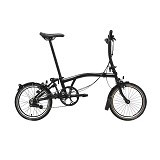 BROMPTON S2L - Black Edition (Merchant) - Sepeda Lipat / Folding Bike