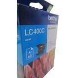 BROTHER Cyan Ink Cartridge [LC-400 C] - Tinta Printer Brother
