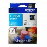 BROTHER Cyan Ink Cartridge [LC-583C] - Tinta Printer Brother