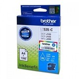 BROTHER Cyan Ink Catridge [LC-535XL-C] - Tinta Printer Brother