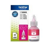 BROTHER Magenta Ink Cartridge [BT-5000M] - Tinta Printer Brother