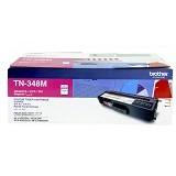 BROTHER Magenta Toner Cartridge TN-348M