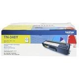 BROTHER Yellow Toner Cartridge TN-348Y