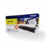 BROTHER Yellow Toner [TN-240Y] - Toner Printer Brother