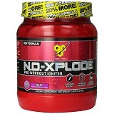 BSN No Xplode 3.0 - 60 Servings Grape (Merchant) - Suplement Penambah Daya Tahan Tubuh
