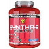BSN Syntha 6 Isolate - 4 lbs Vanilla Ice Cream (Merchant) - Suplement Penambah Daya Tahan Tubuh