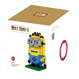 BTOYS MinionDave - Building Set Movie