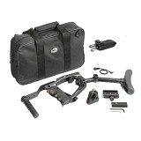 BUSH HAWK 320D Pro Kit Canon (Black) - Tripod Arm, Rail and Macro Bracket