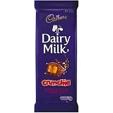 CADBURY Crunchie - Aneka Coklat