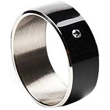 CALLIASTORE Magic Smart Ring - Black - Smart Rings