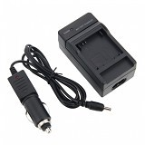 CAMEACS Battery Charger with Car Lighter Plug