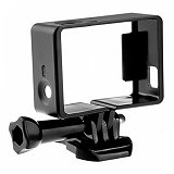 CAMEACS Side Frame Mount Protect Shell for GoPro Hero 3 - Camcorder Lens Cap and Housing Protection