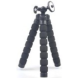 CAMEACS Tripod Flexible - Tripod Combo With Head