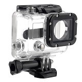 CAMEACS Waterproof Housing Case For GoPro Hero 3 - Camcorder Lens Cap and Housing Protection