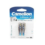 CAMELION A2 Lithium bp2 (Merchant) - Battery and Rechargeable