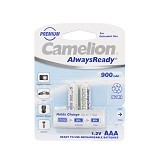 CAMELION A3 900 mAH Always Ready (Merchant) - Battery and Rechargeable